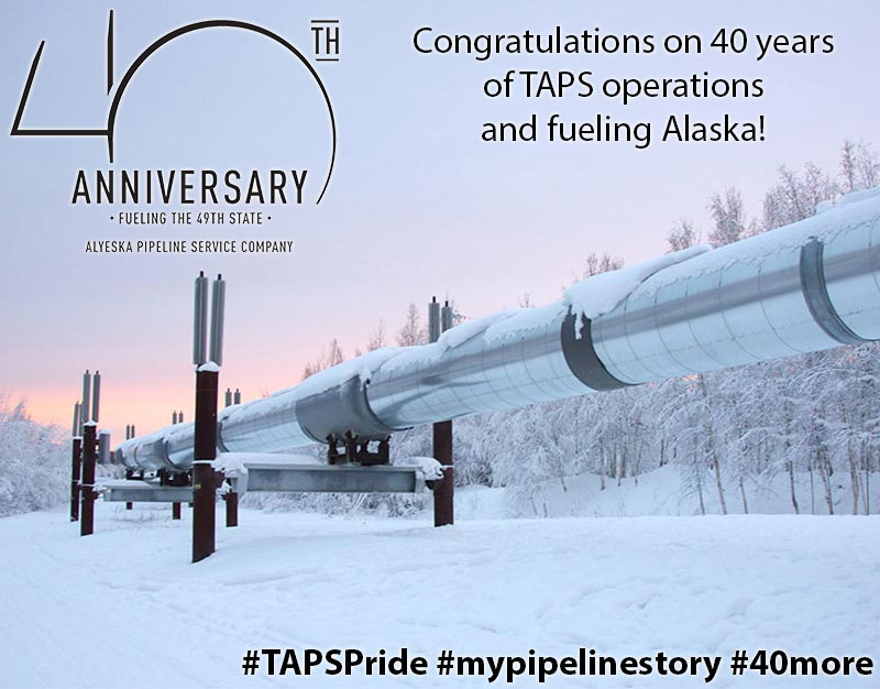 Pipeline Partners: 40 Years of TAPS